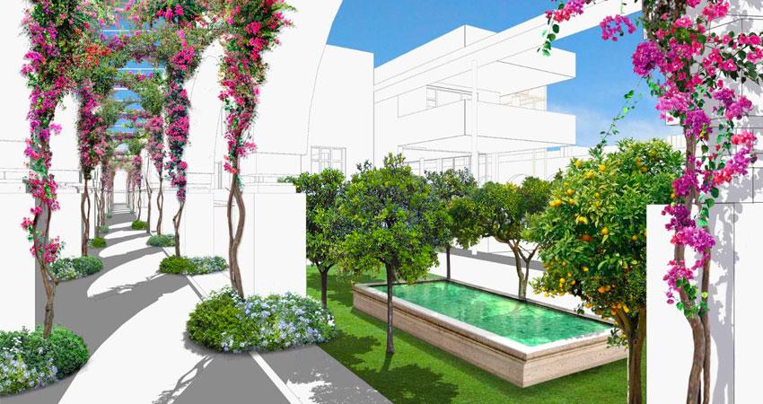 Progettazione giardini – Campi & Grassi